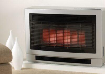 Gas heater service & tune ups